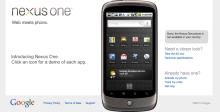 ケータイdasweブログ-Nexus One top